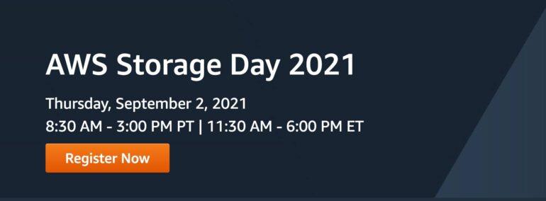 aws storage day